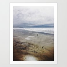 Ends of the Earth Art Print