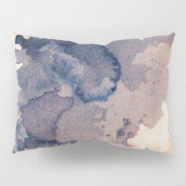 ink splatter Pillow Sham