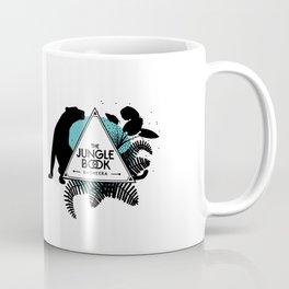 The jungle book - Bagheera panther Coffee Mug