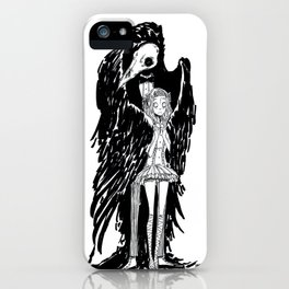 The Gentlebird iPhone Case