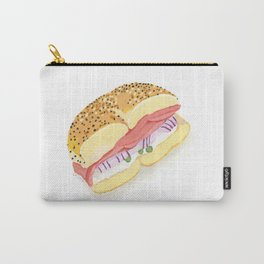 Everything Bagel Carry-All Pouch