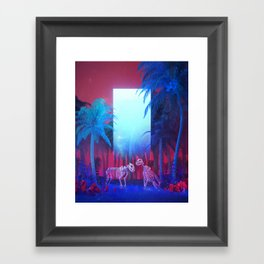 OLD GUARD (everyday 03.05.18) Framed Art Print