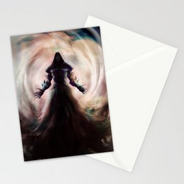 Death Blossom Stationery Cards