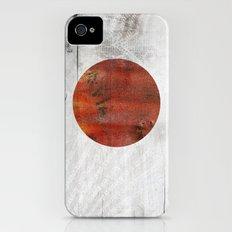 Japan iPhone (4, 4s) Slim Case