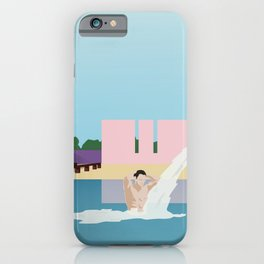 Luis Barragan S01 iPhone Case