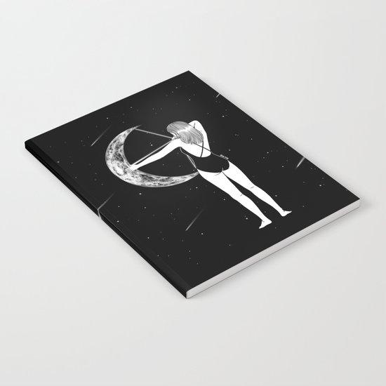 Shooting Star Notebook