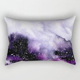 Oceanic Violet Rectangular Pillow