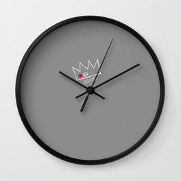jughead crown Wall Clock
