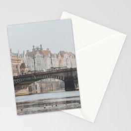 Prague, Czechia VII Stationery Cards