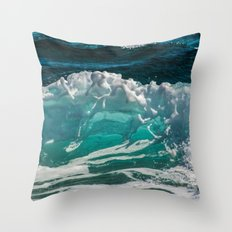 Crash me outside Throw Pillow