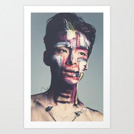 Sung Art Print