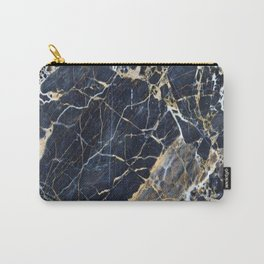 Marble Blu Carry-All Pouch
