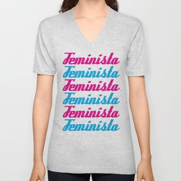 FEMINISTA Unisex V-Neck