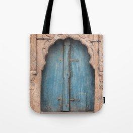 Doors Of India 2 Tote Bag