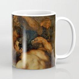 """Sir Anthony van Dyck """"Venus at the Forge of Vulcan"""" Coffee Mug"""