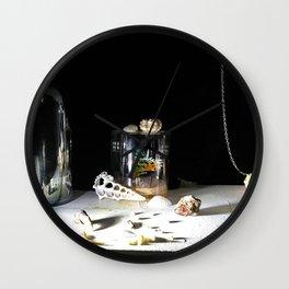 Vanitas I Wall Clock