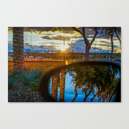 Reflection II Canvas Print