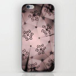 Kaleidoscope ABC  S iPhone Skin