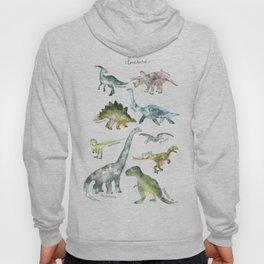 Dinosaurs Hoodie