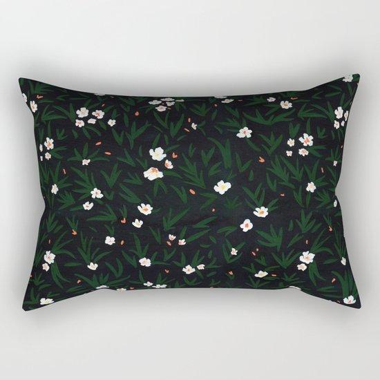 Is It Spring Yet? Rectangular Pillow