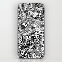 Colorless World iPhone Skin