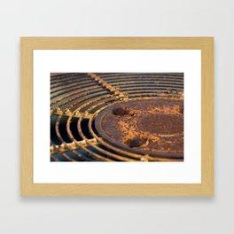 Whirr Framed Art Print