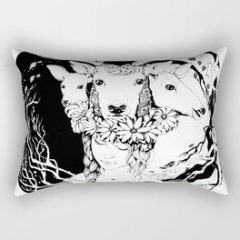 Charpatian Soul Rectangular Pillow