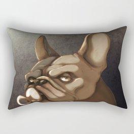 A real bully Rectangular Pillow