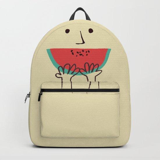 Summer smile Backpack