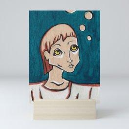 Paging all Bubbles Mini Art Print