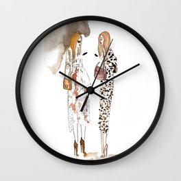 Street style Wall Clock