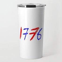 1776-Declaration of Independence 2 Travel Mug