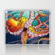 Tentacles & Utensils Laptop & iPad Skin