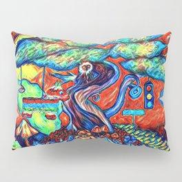 Psych Surrealism Pillow Sham