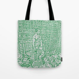 """""""Hearth and Home"""" by ICA PAVON Tote Bag"""