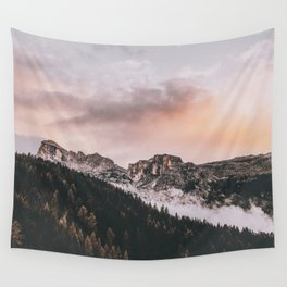 The Chances We Take Wall Tapestry