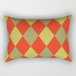 Harlequin Classic Rectangular Pillow