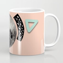 Party Moon Coffee Mug
