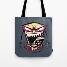 Chest burst of Doom Tote Bag