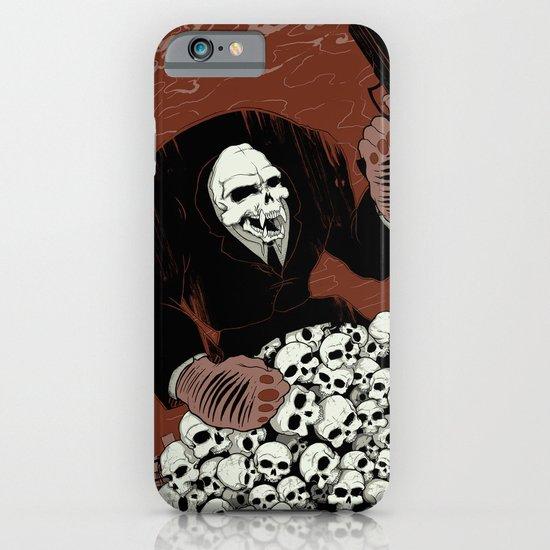 Monkey Skull Suit iPhone & iPod Case