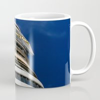 madrid Mugs featuring Madrid, Spain by OSCAR GBP