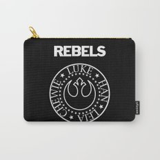 I Wanna Be a Rebel Carry-All Pouch