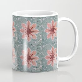 Tile Pattern Mexico I Coffee Mug