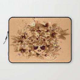 Sehnsucht nach dem Frühling Laptop Sleeve