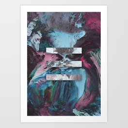 mesa 05 Art Print
