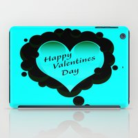 valentines iPad Cases featuring Valentines 1 by Robin Curtiss