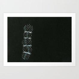 Biomorph 4 Art Print