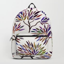 Bonsai Tree – Vintage Palette Backpack