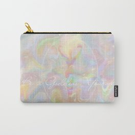 Be a Goddess Yourself Carry-All Pouch