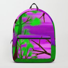Young and old ... Backpack